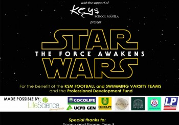 Special Block Screening of STAR WARS: THE FORCE AWAKENS